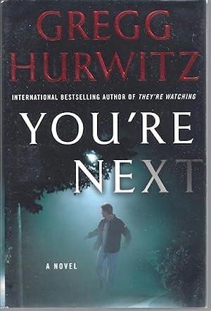 You're Next: Gregg Hurwitz