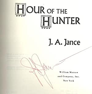 Hour of the Hunter: J.A. Jance