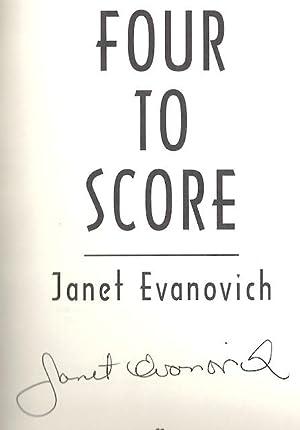 Four to Score (Stephanie Plum, No. 4) (Stephanie Plum Novels): Janet Evanovich
