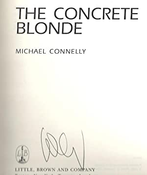 The Concrete Blonde: Michael Connelly