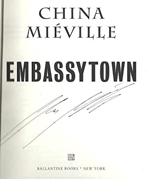 Embassytown: China Mieville