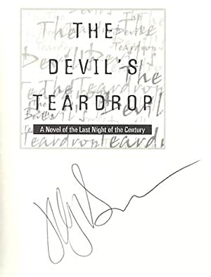 The Devil's Teardrop: A Novel of the Last Night of the Century (A Lincoln Rhyme Novel): Jeff ...