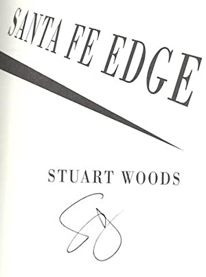 Santa Fe Edge (Ed Eagle Novel): Stuart Woods