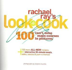 Rachael Ray's Look + Cook: Rachael Ray