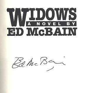 Widows: A Novel of the 87th Precinct: McBain, Ed
