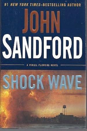 Shock Wave (A Virgil Flowers Novel): Sandford, John