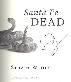 Santa Fe Dead (Ed Eagle Novel): Woods, Stuart