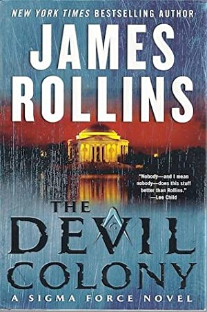 The Devil Colony: A Sigma Force Novel: Rollins, James