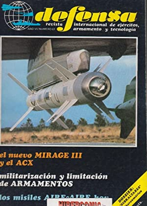 DEFENSA Nº 61 -REVISTA MILITAR