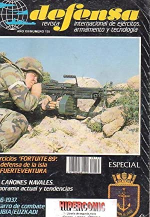 DEFENSA Nº 135 -REVISTA MILITAR AÑO 1989