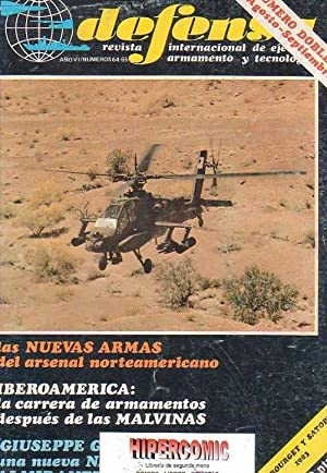 DEFENSA NÚMERO DOBLE 64 - 65 -REVISTA MILITAR AÑO 1983