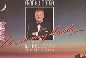 FRANK SINATRA L.A IS MY LADY - ( LP ) - Edita : Qwest Records