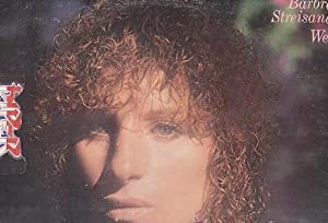 BARBARA STREISAND WET - (lp) COLUMBIA