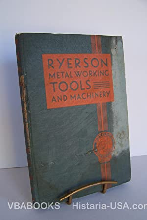 Ryerson Metal Working Tools and Machinery: Tools