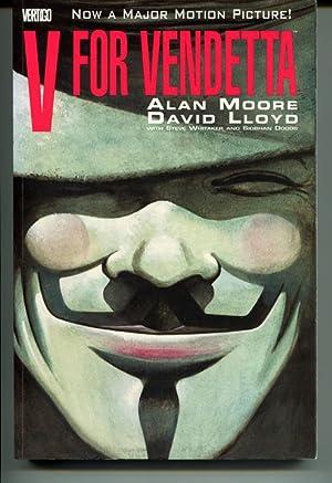 V for Vendetta: Alan Moore; David