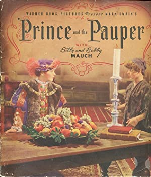 The Prince and the Pauper: as Presented: Mark Twain