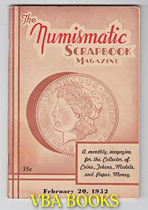 The Numismatic Scrapbook Magazine 1952 (12 issues)