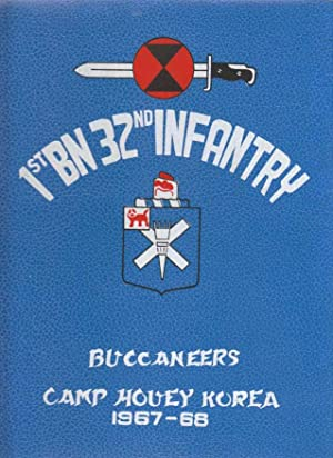 1st BN 32nd Infantry, Camp Houey Korea, 1967-68