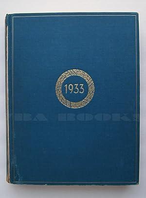 1933: Das Jahr Der Deutschen (1933, the Year of the Germans): Streicher, Julius (ed.)