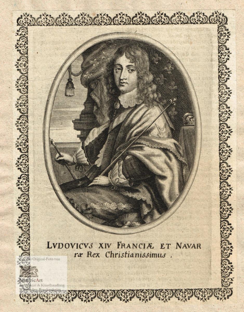 ludwig xiv koenig von frankreich der sonnenkoenig genannt 1643 1715 zvab. Black Bedroom Furniture Sets. Home Design Ideas