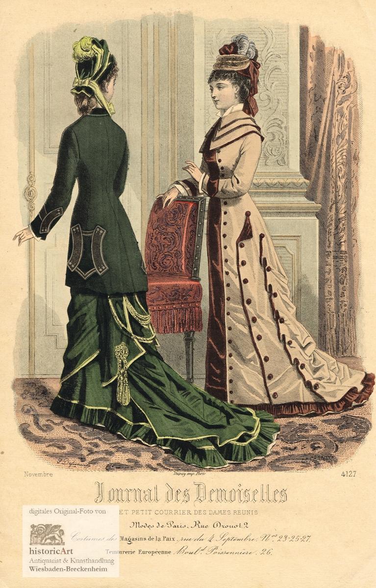Journal des Demoiselles et Petit Courrier des: Lefranco