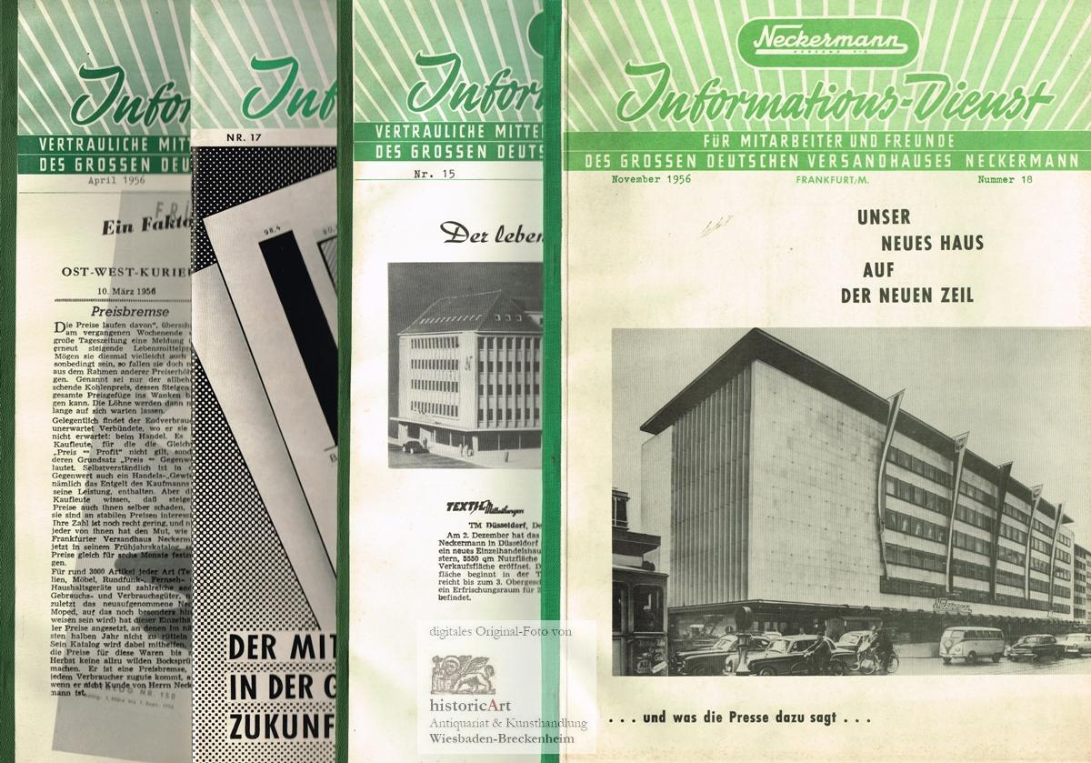 Neckermann katalog zvab for Versand katalog