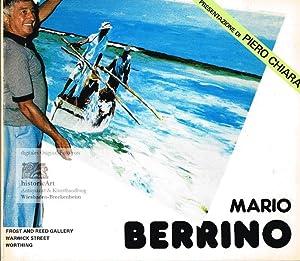 Mario Berrino. Presentazione di Piero Chiara, Adalberto: Frost and Reed