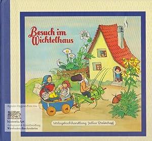 Besuch im Wichtelhaus: Peer, Anne (Text);