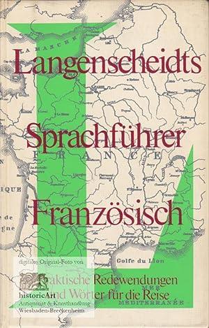 Langenscheidts Sprachführer Französisch. Praktische Redewendungen und Wörter: Donjean, Robert-Alexandre (Übers.)