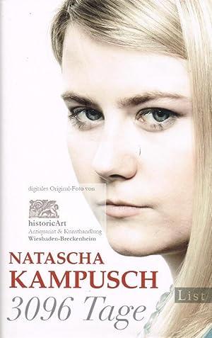 3096 Tage: Kampusch, Natascha; Gronemeier, Heike; Milborn, Corinna