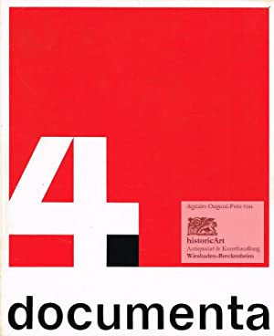 4. documenta. Kassel' 68. Katalog 1. Internationale: Der documenta-Rat (Hrsg.)