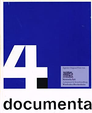 4. documenta. Kassel' 68. Katalog 2. Internationale: Der documenta-Rat (Hrsg.)