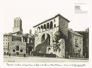 Roma. La Casa dei Cavalieri di Rodi: Antonio Carbonati (1893-1956),