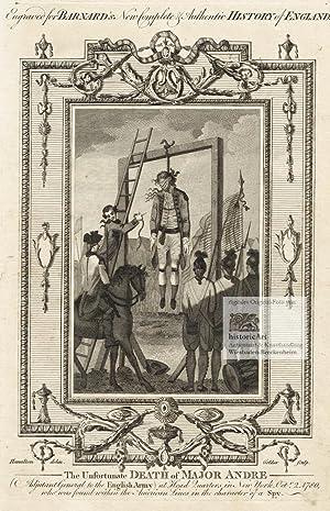 US American War of Independence. The Unfortunate: John Goldar (1729-1795),
