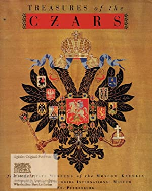 Treasures of the Czars from the State Museums of the Moscow Kremlin