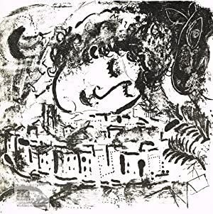 Le village. Selbstporträt mit russischem Dorf und: Marc Chagall (1887-1985),