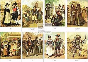 Kunstpostkarten antiquarisch A Z