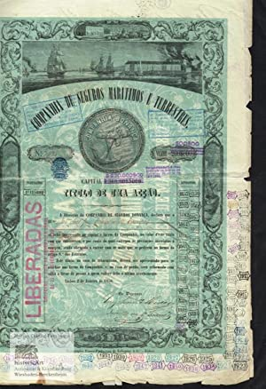 Entdecken Sie Sammlungen von Historische Wertpapiere & F...: Kunst ...