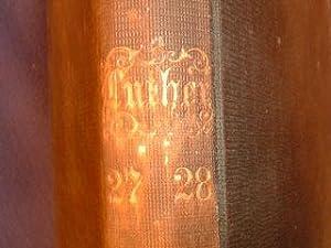 LLUTHERS VOLKSBIBLIOTHEK: Dr. Martin Luther