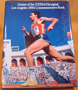 1984 OLYMPIC COMMEMORATIVE BOOK: International Sports Publications Editors