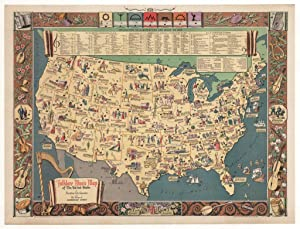 Folklore Music Map of the United States: Dorothea Dix Lawrence