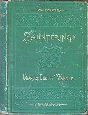Saunterings: Charles Dudley Warner