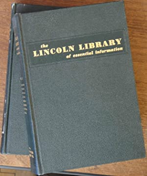 the Lincoln Library of essential information