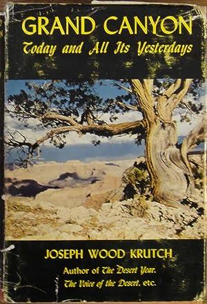 Grand Canyon: Joseph Wood Krutch