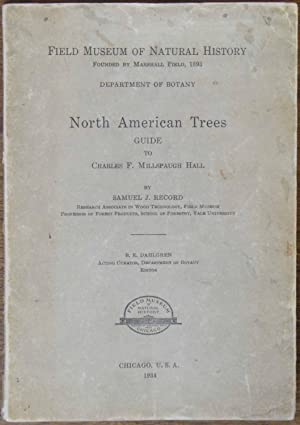 ld Museum Of Natural History: North American Trees Guide to: Record, Samuel J.