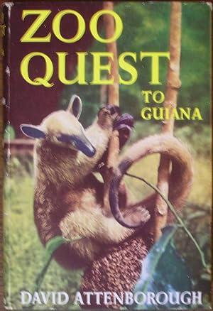 Zoo Quest to Guiana: Attenborough, David