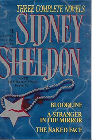 The Naked Face By Sidney Sheldon First Edition Abebooks border=