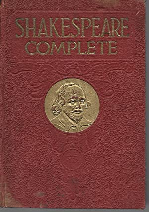 complete works william shakespeare essay sir henry irving A circa 1900 copy of the complete works of william shakespeare an essay on shakespear and bacon written by sir henry irving miss complete book.