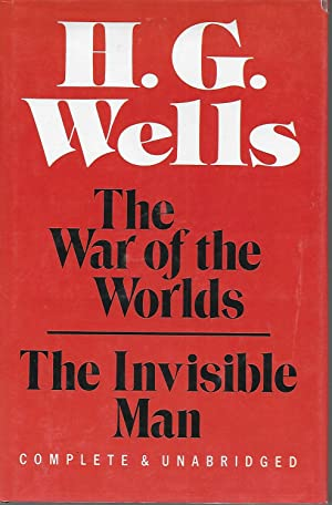 The War of the Worlds, The Invisible: H. G. Wells