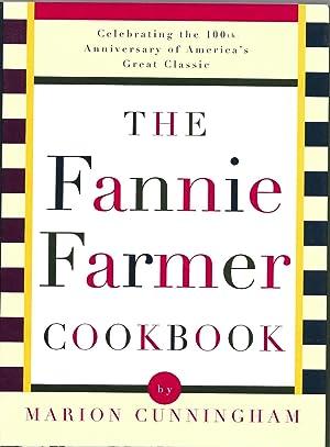 The Fannie Farmer Cookbook: Anniversary: Cunningham, Marion, Fannie
